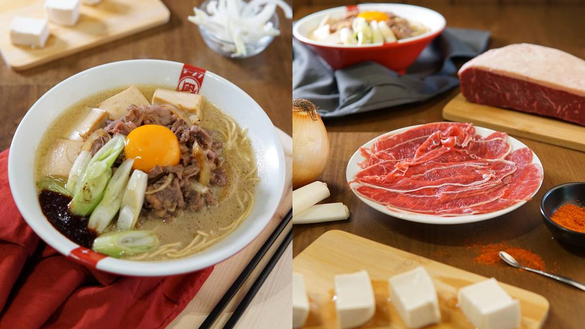 Ramen Nagi collaborates with Bolzico Beef for their Limited King