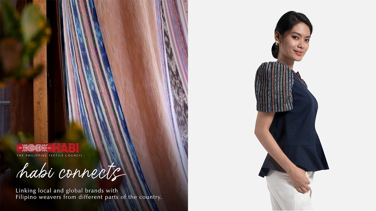 HABI Encourages Local and Foreign Businesses To Support Philippine Weaving Industry