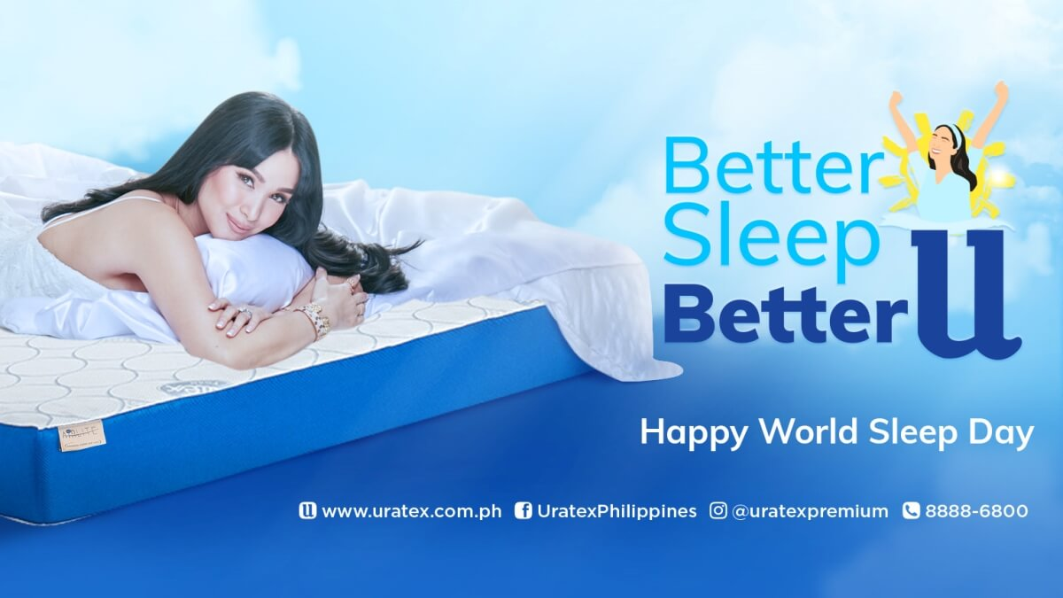 Uratex Launches #BetterSleepBetterU Campaign Along with World Sleep Day Celebration