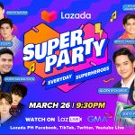 Lazada Super Party - Katy Perry & NCT Dream