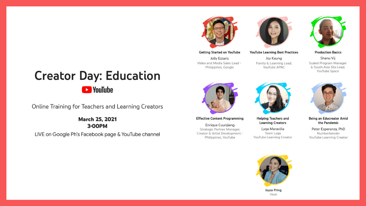 YouTube to Launch Online Training Event for Teachers & Learning Creators