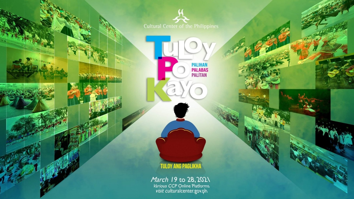 Read more about the article CCP's 'Tuloy Po Kayo!' Opens an Online Arts Exchange Through Their 'Palitan'