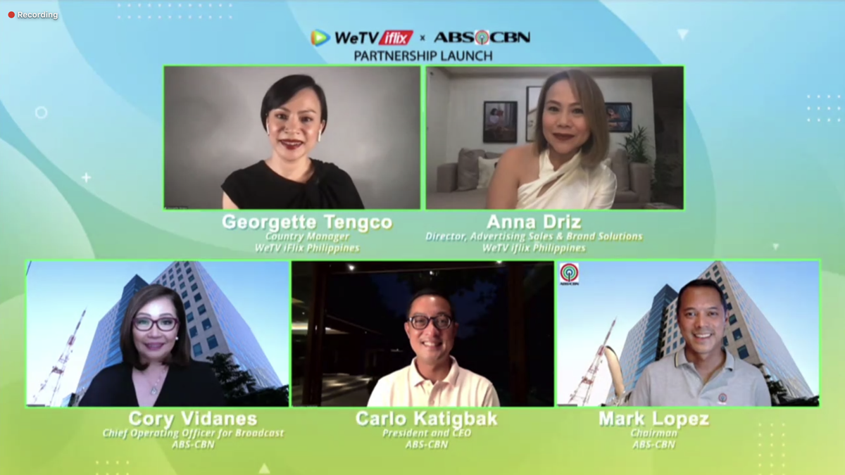 Read more about the article WeTV iflix and ABS-CBN Partners Up to Bring More Content to Filipino Audience