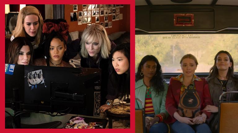 TV and Film Girl Gangs