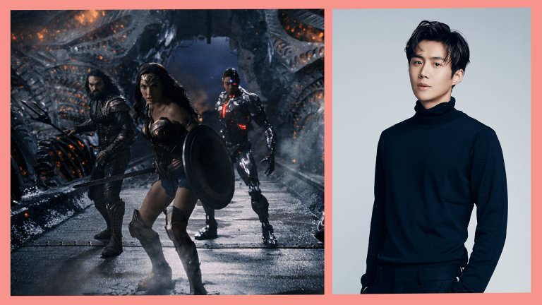 Online News Roundup: Justice League and Kim Seon Ho