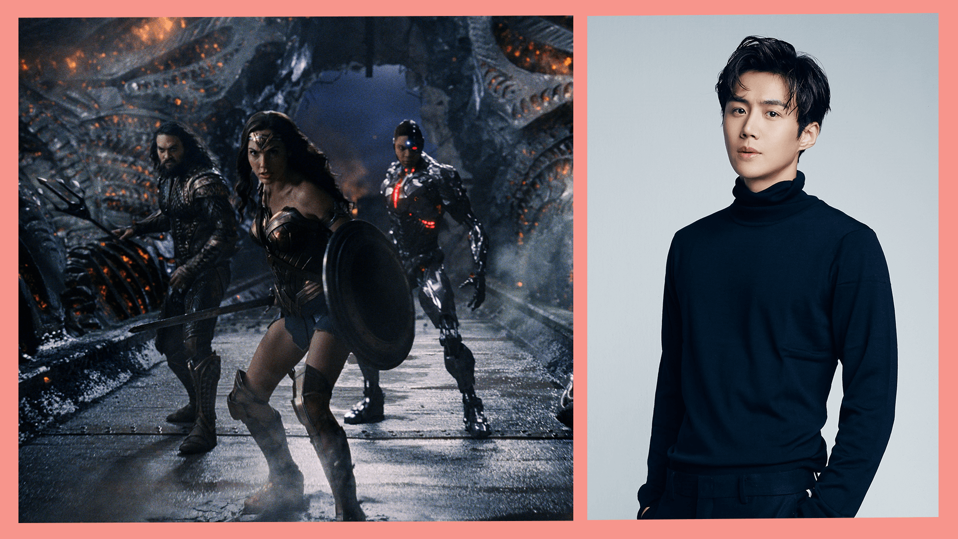 Trending News Roundup: Zack Snyder's 'Justice League,' Kim Seon Ho Fan Meeting, 'Falcon and the Winter Soldier'