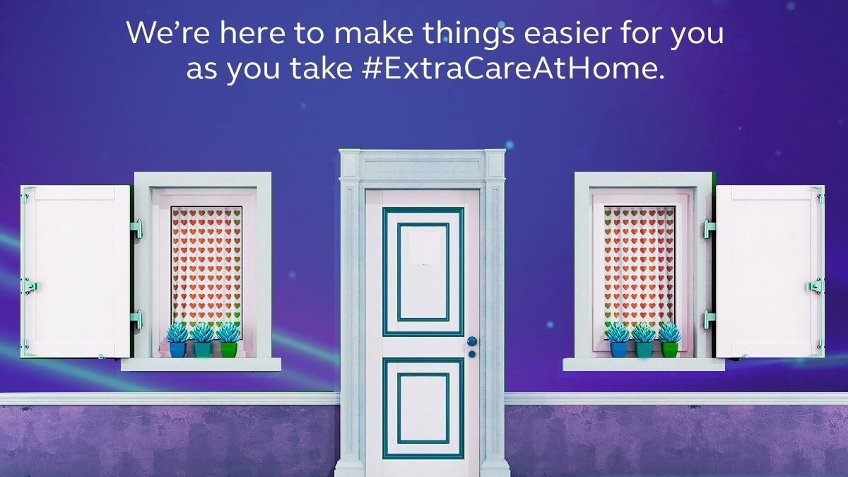 Read more about the article Globe Gives Customers #ExtraCareAtHome This ECQ