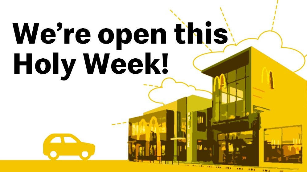 Read more about the article Here's How You Can Enjoy Your Favorite McDonald's Treats While in Lockdown This Holy Week