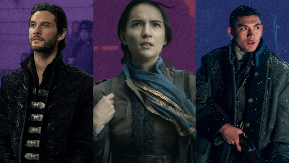 'Shadow & Bone' Interview: Meet the Cast of Netflix's Newest Fantasy Series