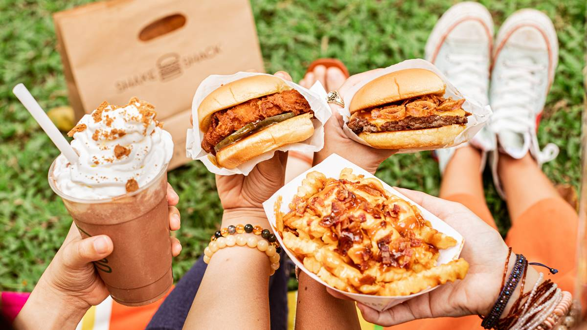 Shake Shack Offers New BBQ Items For A Limited Time Only