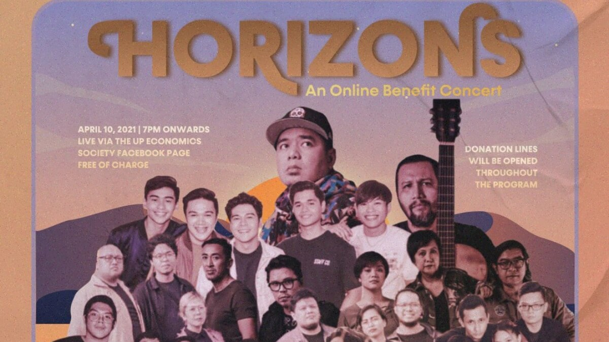 [UPDATED] Chill and Thrill—Coolest Tunes in OPM await you in HORIZONS