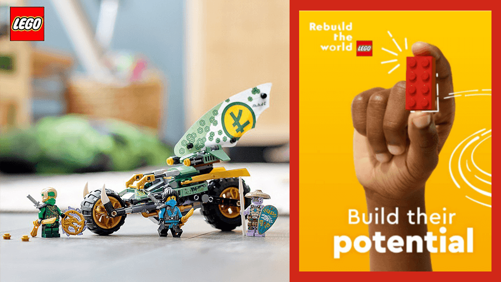 The LEGO Group is Bringing Its 'Rebuild the World' Campaign to the Philippines
