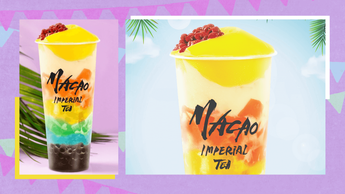 Macao Imperial Tea Introduces 'Cheesecake Halo Halo' this Summer