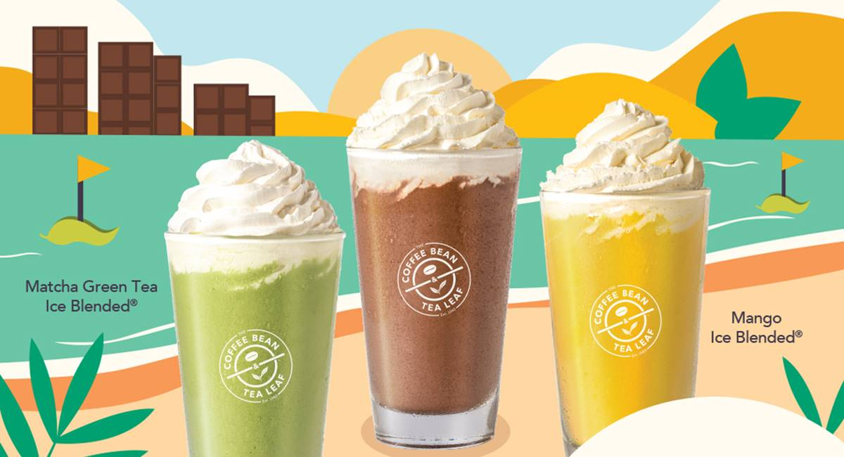CBTL Makes Mondays Better with P100 Iced Coffee