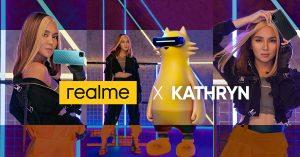 Kathryn Bernardo x Realme