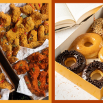 GrabFood SIgnatures: Frankie's and J.Co