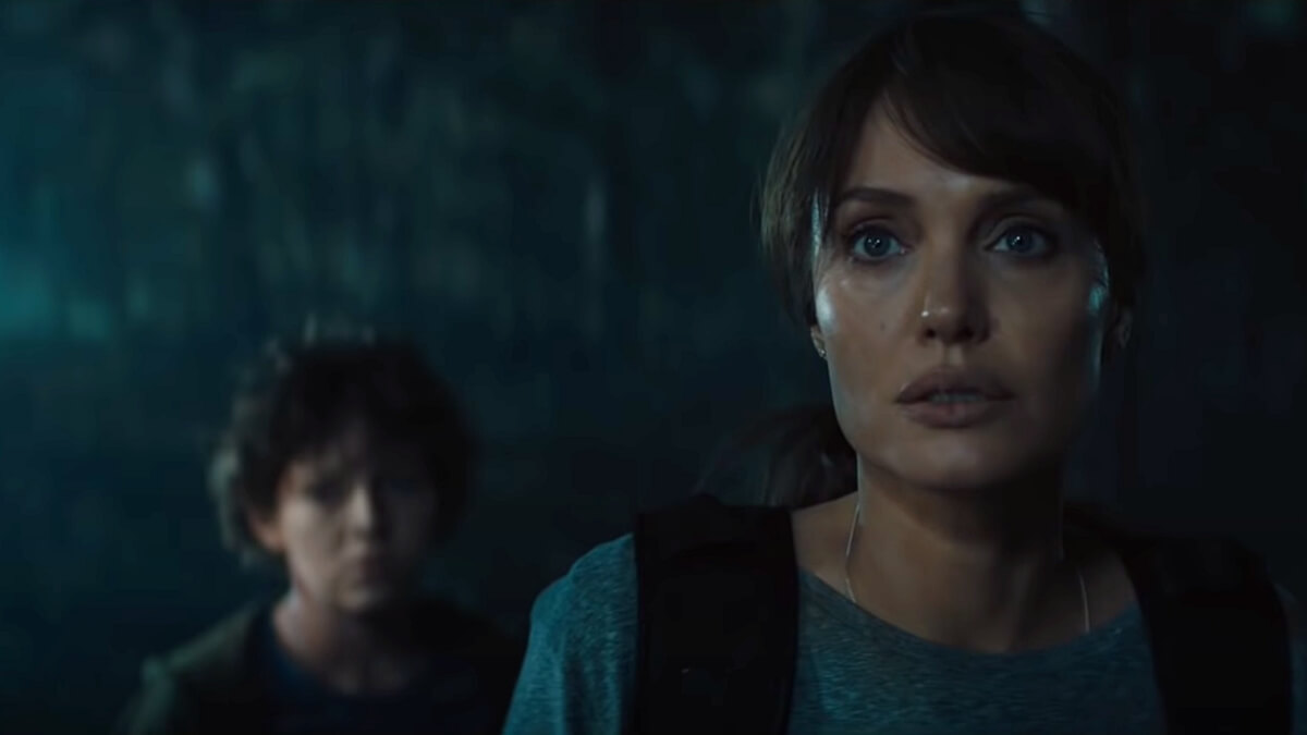 WATCH: Angelina Jolie Thriller 'Those Who Wish Me Dead' Drops First Fiery Trailer