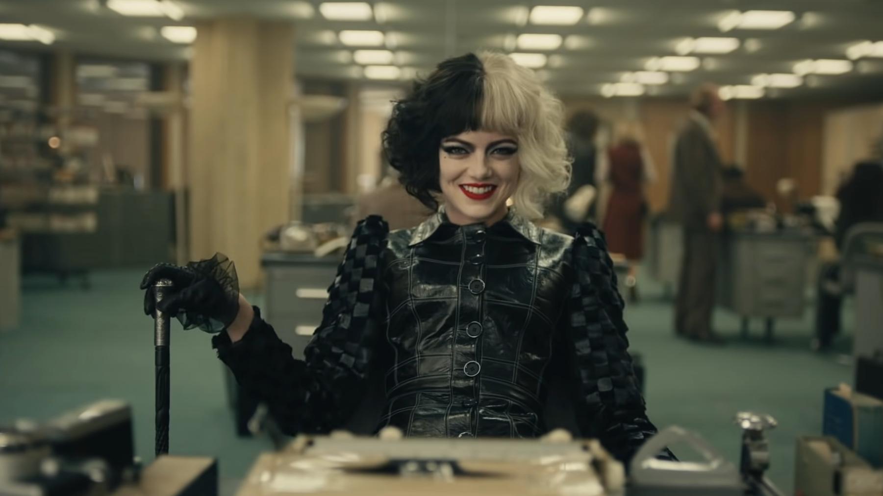 WATCH: The Second Trailer to Disney's 'Cruella,' Starring Emma Stone and Emma Thompson