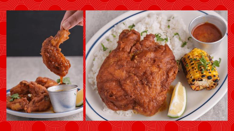 Spicebird Piri-Piri Fried Chicken