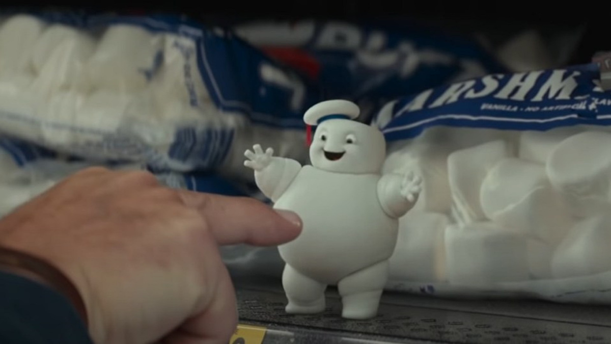 WATCH: 'Ghostbusters: Afterlife' Reveals Cute but Chaotic Mini-Pufts