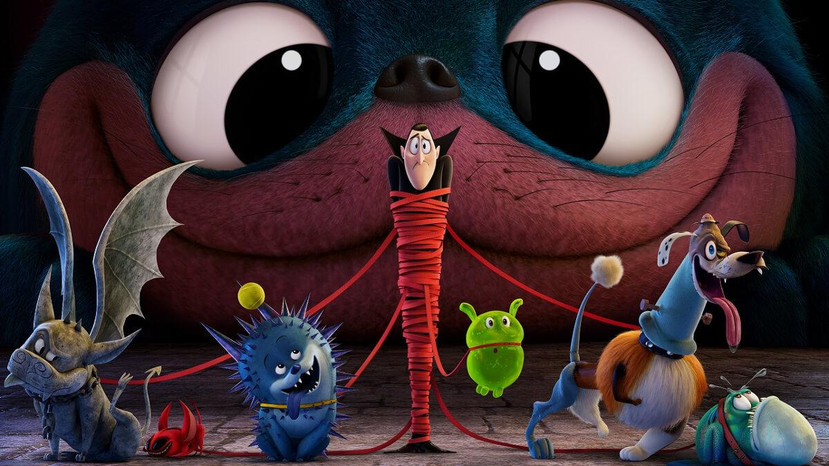 WATCH: 'Hotel Transylvania: Transformania' Teases Cute Monster Pets in Short Film