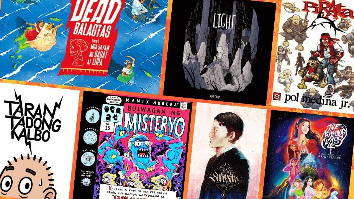 GUIDE: Where to Order Filipino Comics Online