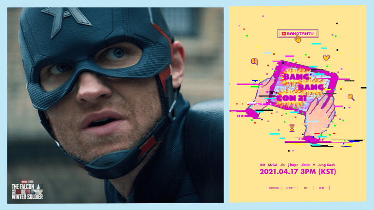 Trending News Roundup: The Falcon and the Winter Soldier and Bang Bang Con