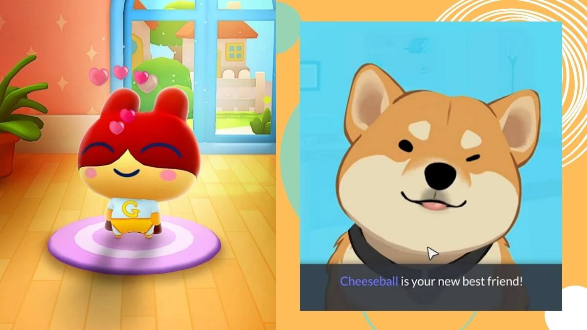 5 Video Games that will Turn Your Devices into Virtual Pets