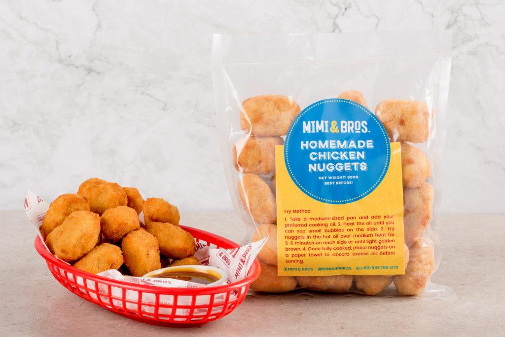 Mimi & Bros Chicken Nuggets