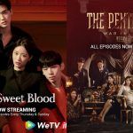 The Sweet Blood and Penthouse on iflix