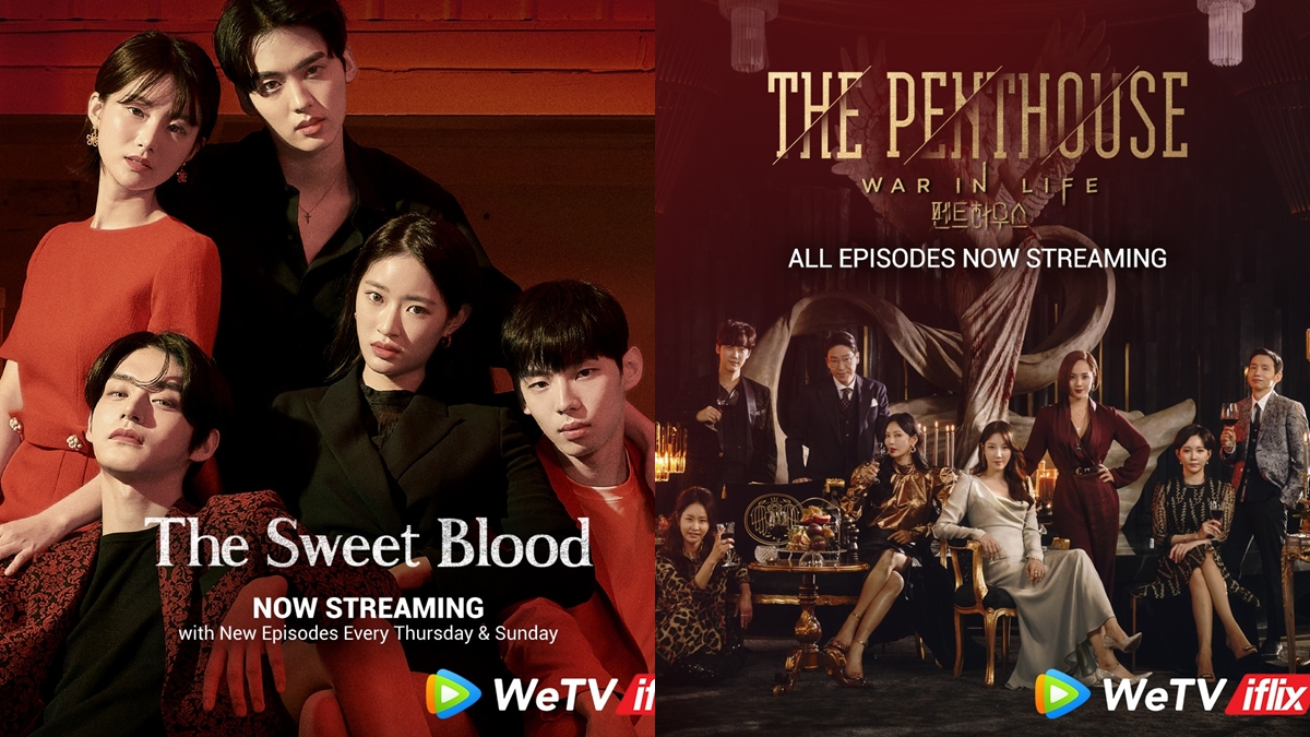 'Penthouse: War in Life' and 'The Sweet Blood' are Now Streaming on WeTV and iflix