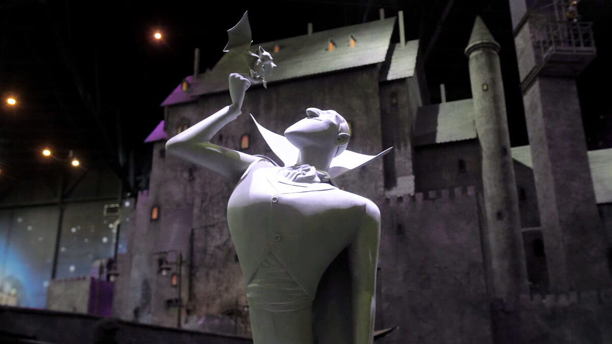 'Hotel Transylvania' Attraction Rises in Moscow's Dream Island Theme Park