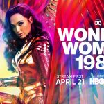 Wonder Woman 1984 HBO GO