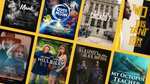 2021 Oscars Academy Awards Nominations - Watch on Netflix