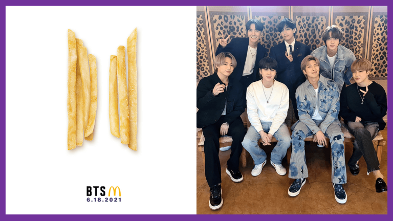 McDonald's BTS Meal