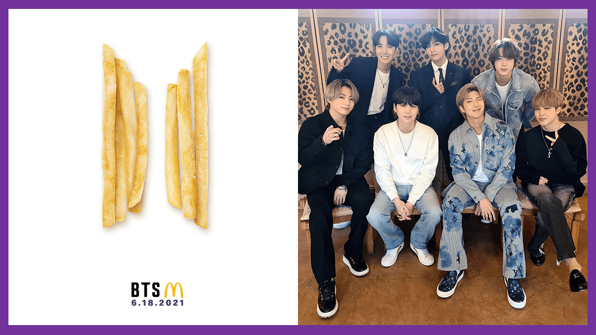 McDonald's 'BTS Meal' is Coming to the Philippines This June