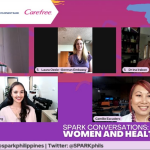 CAREFREE Works Together with SPARK Philippines in Breaking the Stigma on Feminine and Vaginal Health