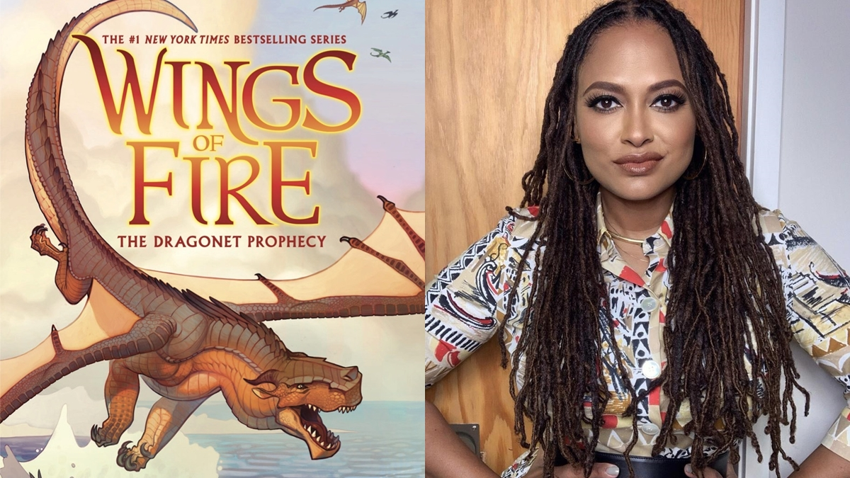 Ava DuVernay To Direct A Netflix Animated Series Based on Children's Book Series 'Wings of Fire'