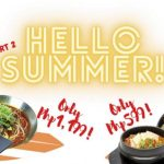 Jang Geum Kitchen Welcomes the Season with Their Hello Summer Combo Deals