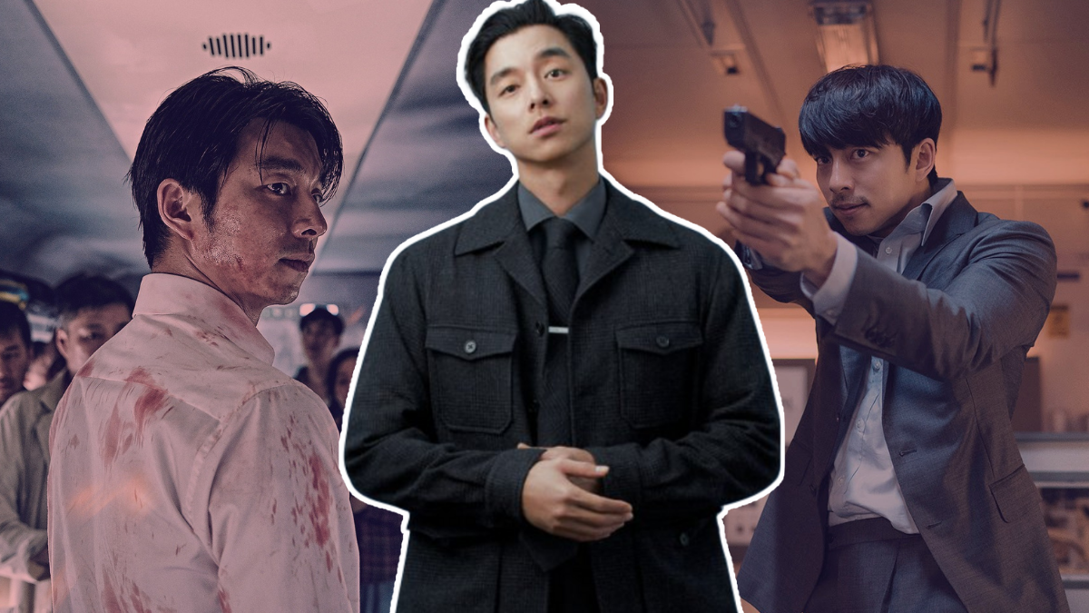 10 K-Dramas and Films To Watch If You Just Can't Get Enough of Gong Yoo