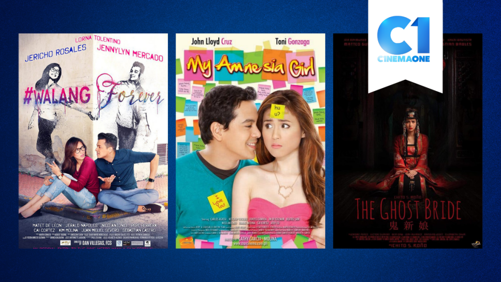 Cinema One Movies this May 2021