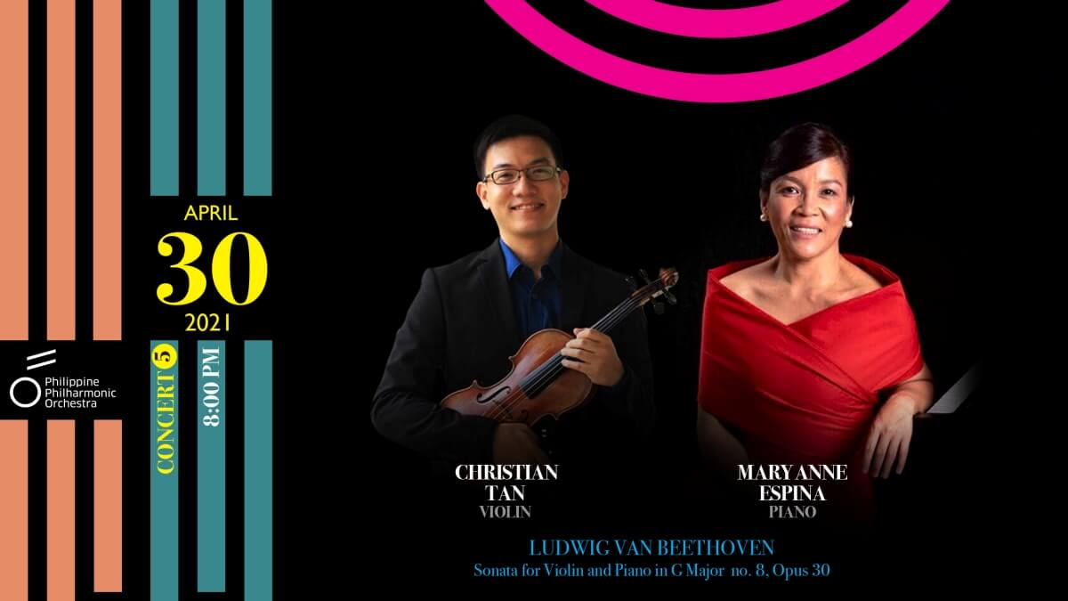The Fifth PPO Chamber Music Concert Streams on April 30