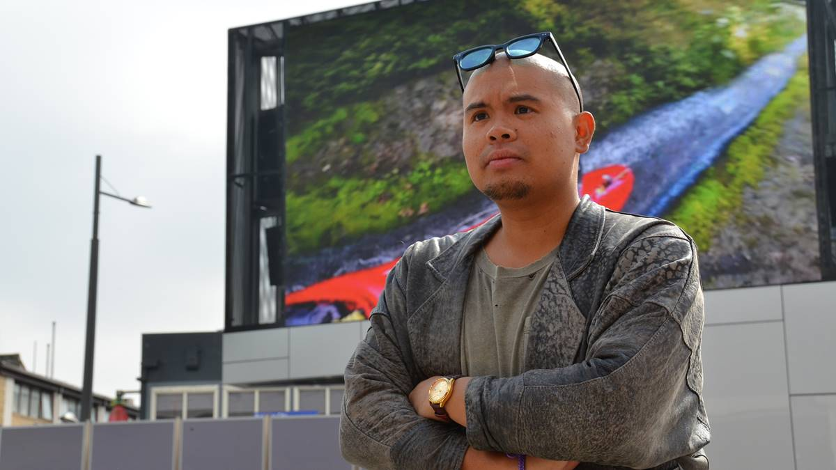 "Filipino-Australian director's film ""A Pencil to the Jugular"" in Moscow International Film Festival"