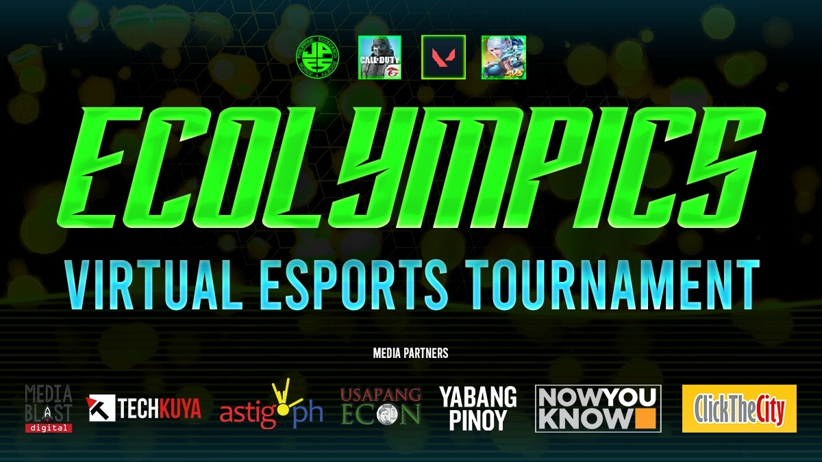 The JPES Launches Ecolympics 2021: Virtual E-Sports Tournament