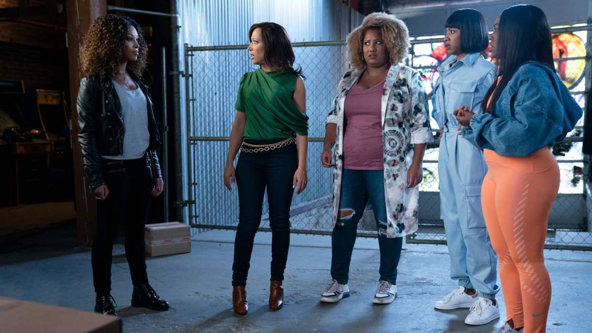 HBO's A Black Lady Sketch Show is Back for a Second Season