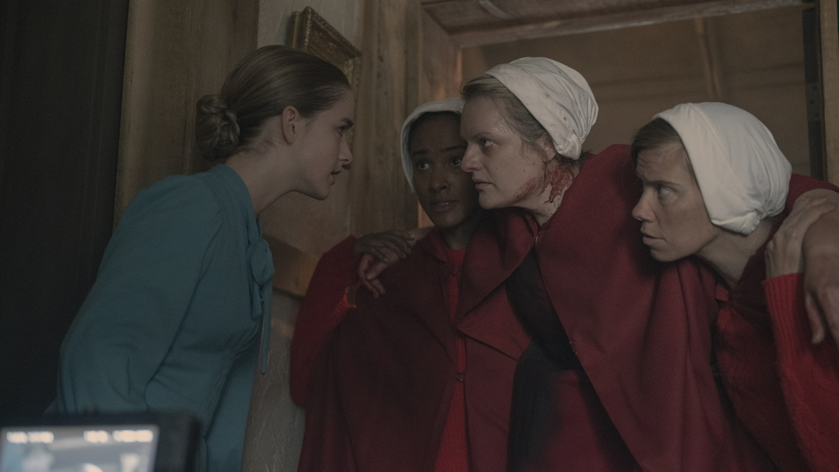 'The Handmaid's Tale' Returns for Season 4 on HBO GO This April 29