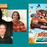 Q&A The Mitchells vs The Machines Voice Cast