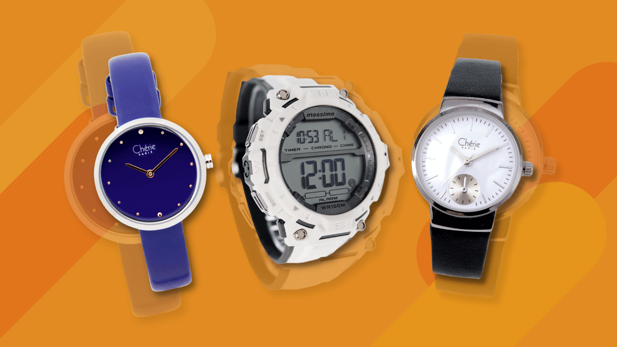 Urban Time Watches as Low as P555 on Shopee 5.5 Sale