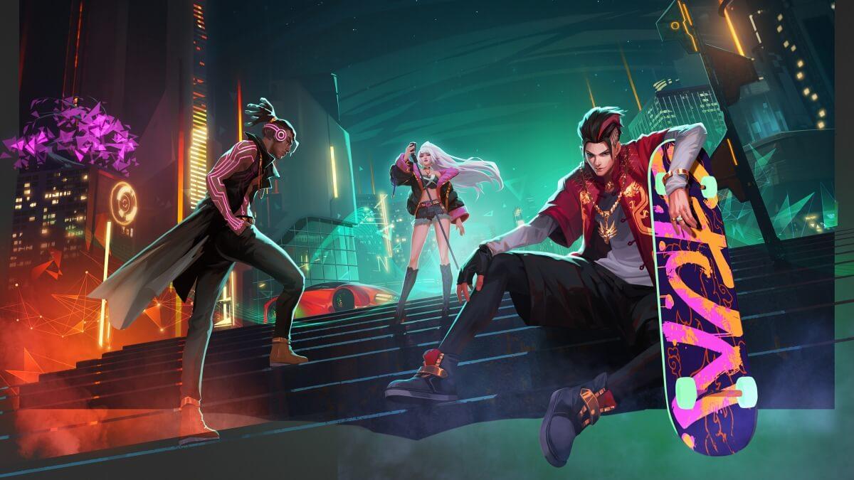 Mobile Legends: Bang Bang Celebrates its Biggest 515 E-party