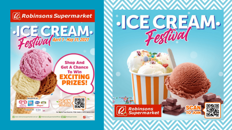 Ice Cream Festival - Robinsons Supermarket (1)